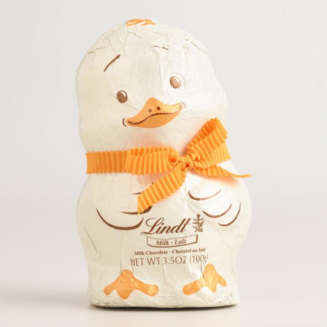Lindt Milk Chocolate Little Chick