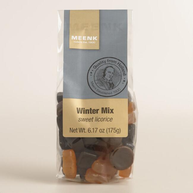 Van Vliet Meenk Licorice Winter Mix