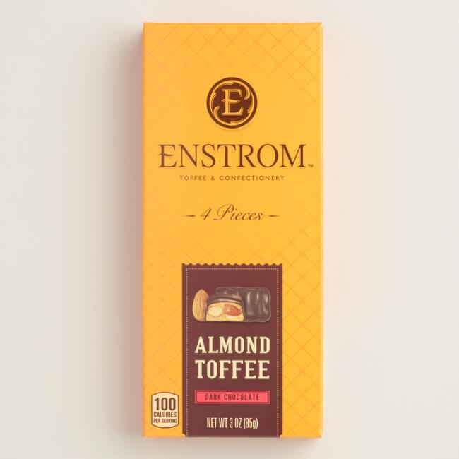 Enstrom Almond Toffee Milk Chocolate