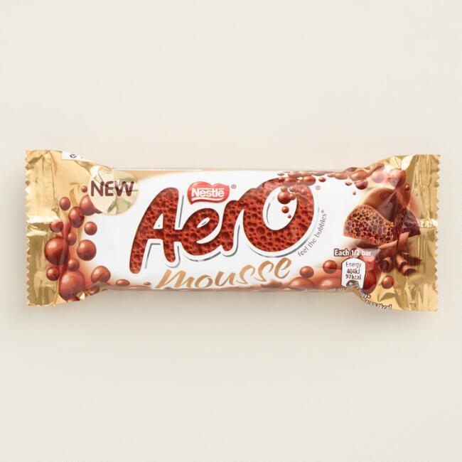 Nestle Aero Mousse Bar