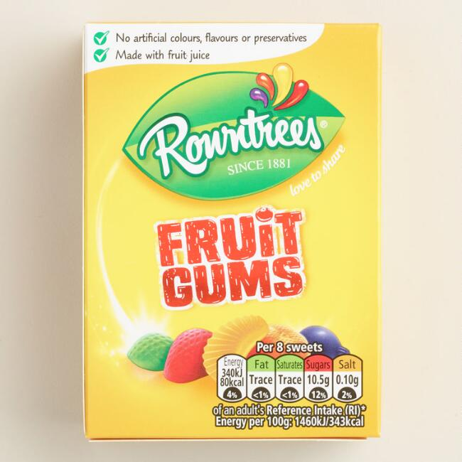 Rowntree Fruit Gums