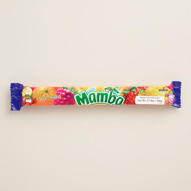 Omega Fruity Mamba Candies