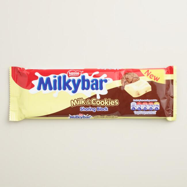 Nestle Milk and Cookie Chocolate Bar