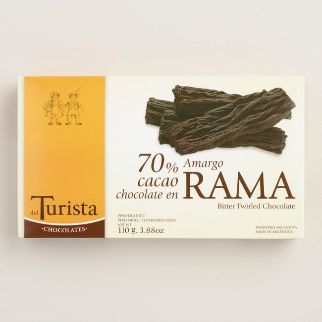 Turista Twisted Dark Chocolate