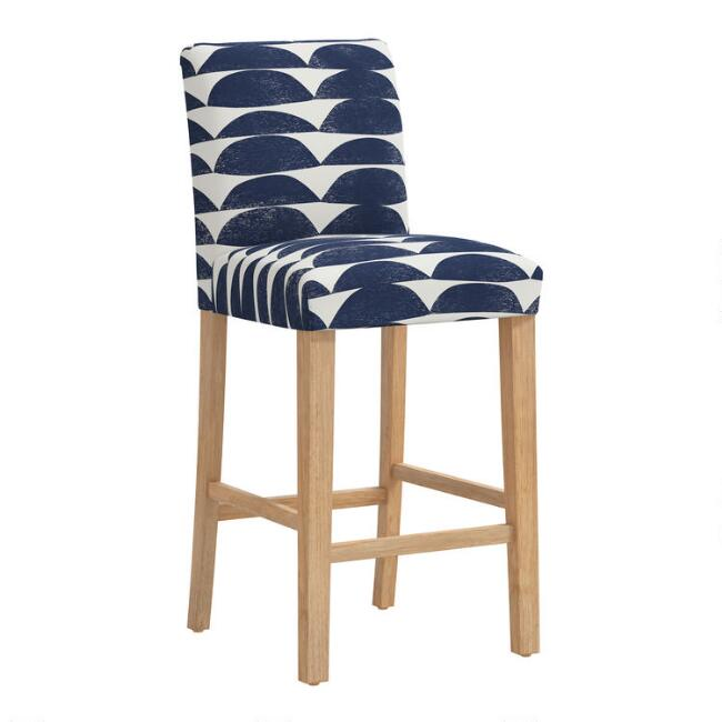 Bird Watcher Kerri Upholstered Barstool