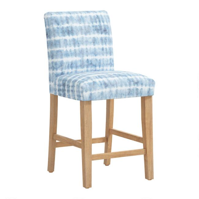 Bird Watcher Kerri Upholstered Counter Stool