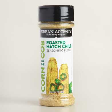 Urban Accents Hatch Chili Corn on the Cob Spice Set of 2