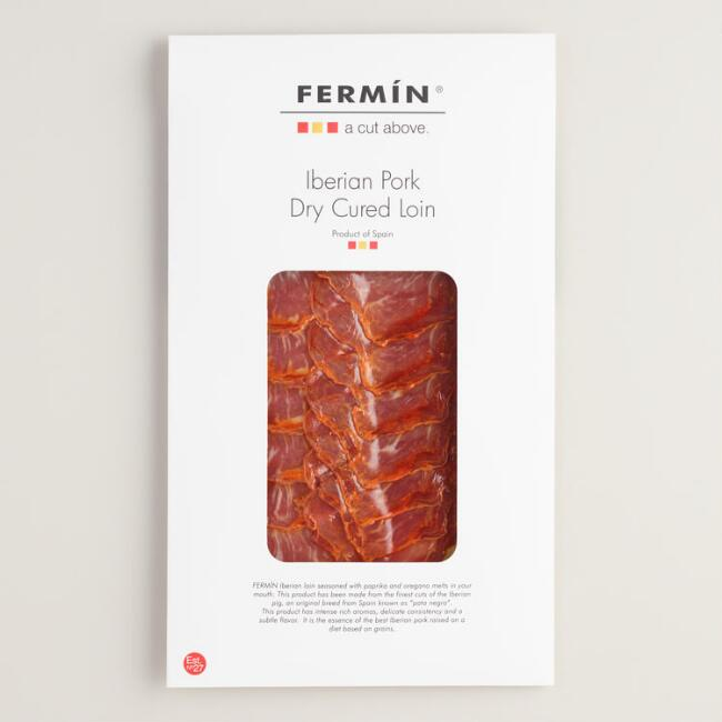 Fermin Iberico Dry Cured Pork Loin