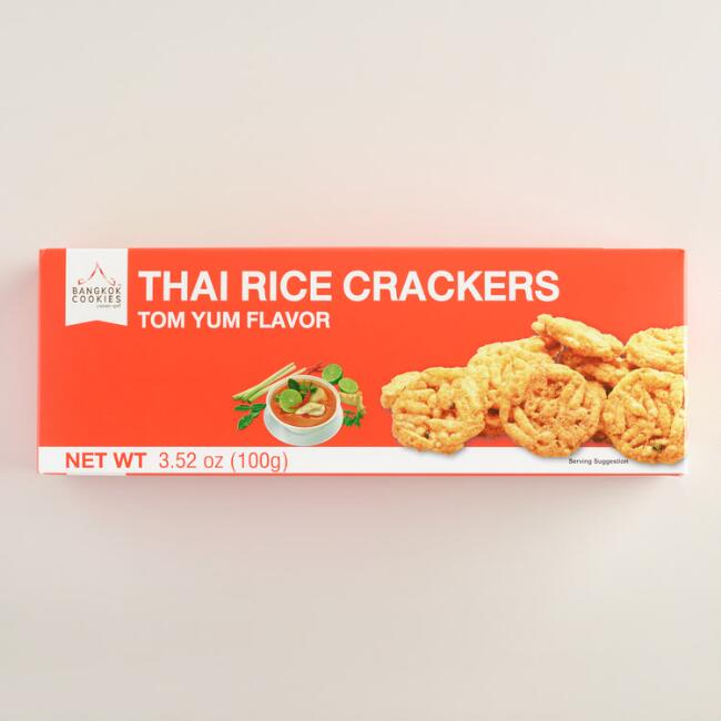 Bangkok Tom Yum Cracker