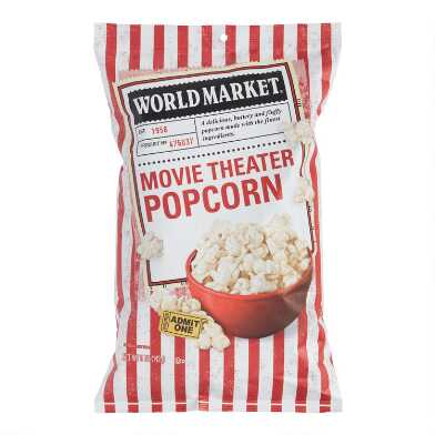World Market? Movie Theater Popcorn Set of 12
