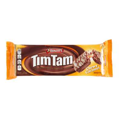 Arnott's Tim Tam Chewy Caramel Cookies Set of 6