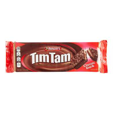 Arnott's Tim Tam Dark Chocolate Cookies Set of 6