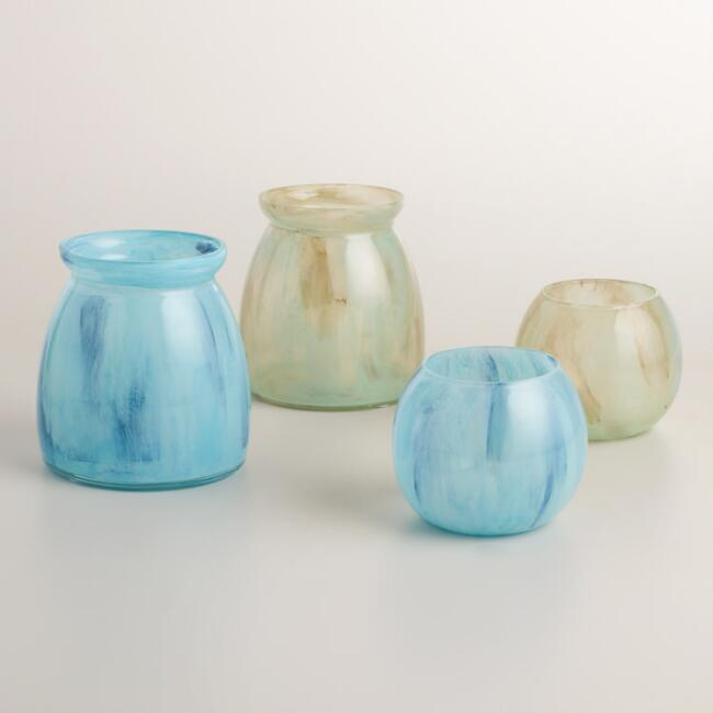 Seascape Votive Holder Collection