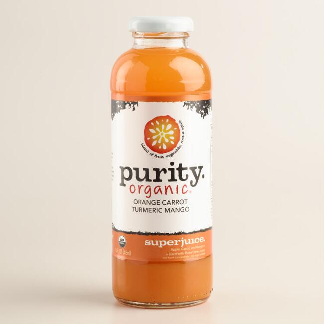 Purity Organic Orange Carrot Superjuice