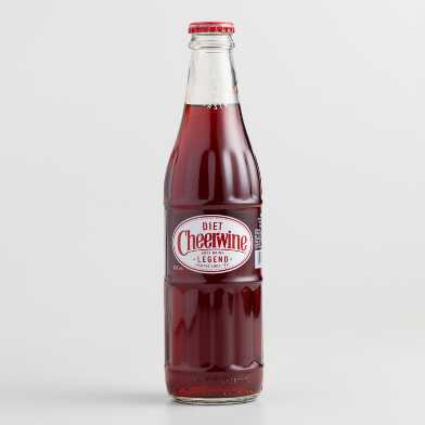 Cheerwine Diet Cherry Soda