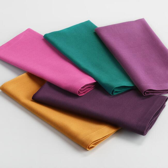 Buffet Napkins Collection