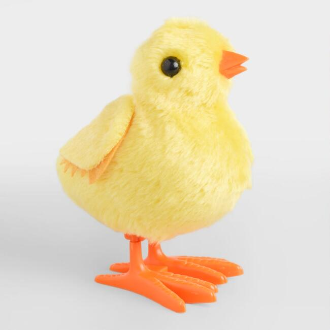 Super Chick Wind Up Toy