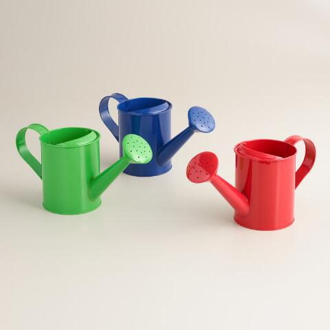 Miniature Watering Cans Set Of 3 V1