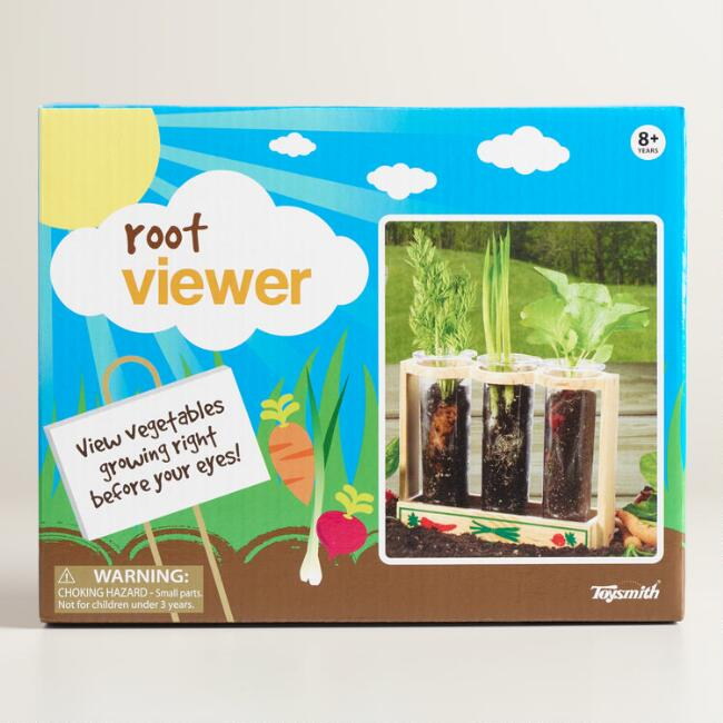 Root Viewer Growing Kit