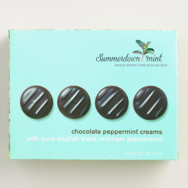 Summerdown Peppermint Chocolate Creams