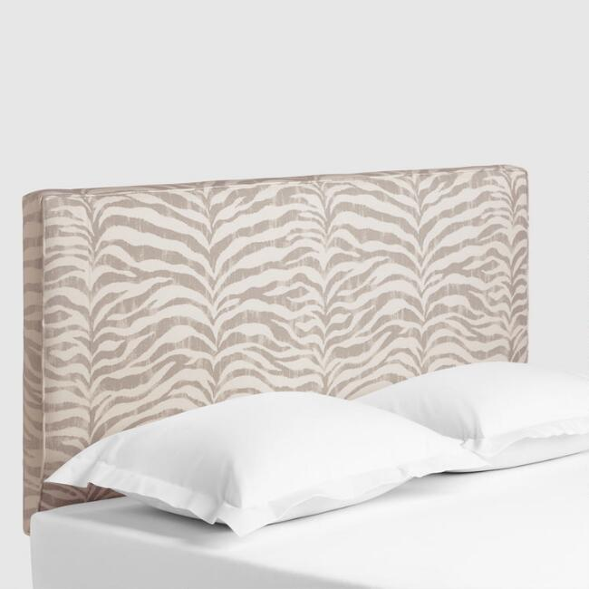 Tropo Cloud Loran Upholstered Headboard