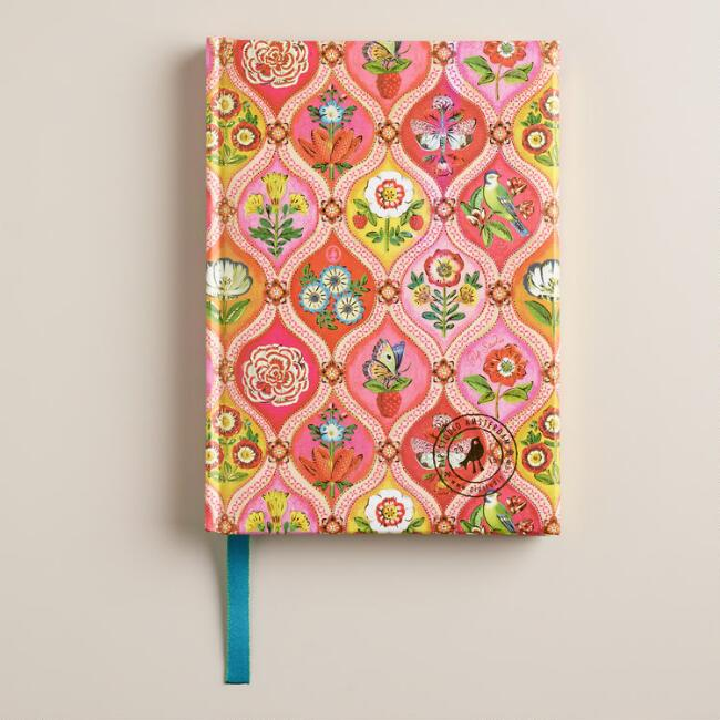Pink Paisley Journal
