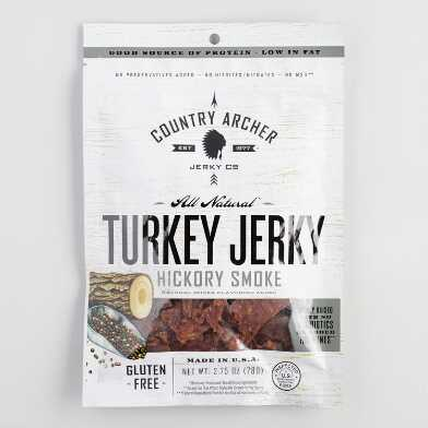 Country Archer Hickory Smoke Turkey Jerky