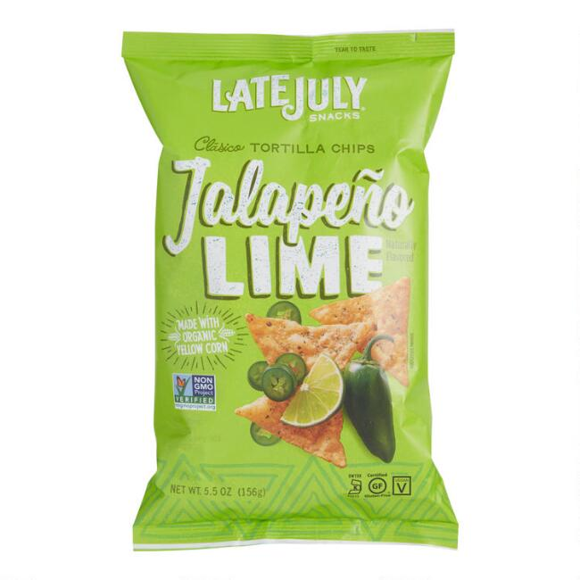 Late July Jalapeno Lime Tortilla Chips