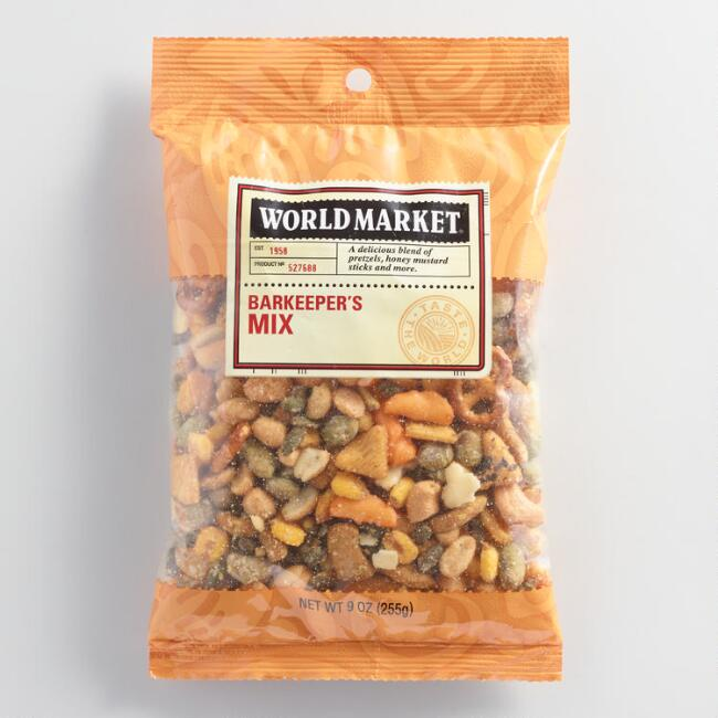 World Market Barkeeper's Snack Mix