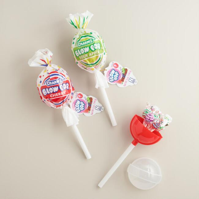 Giant Blow Pop Lollipop