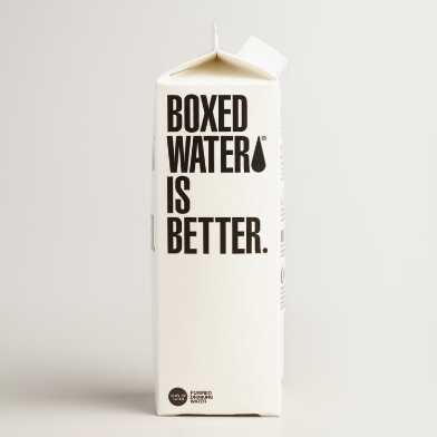 Boxed Water Is Better 1L Set of 12