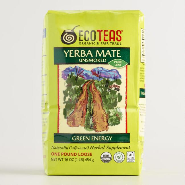Eco Teas Pure Yerba Mate Tea