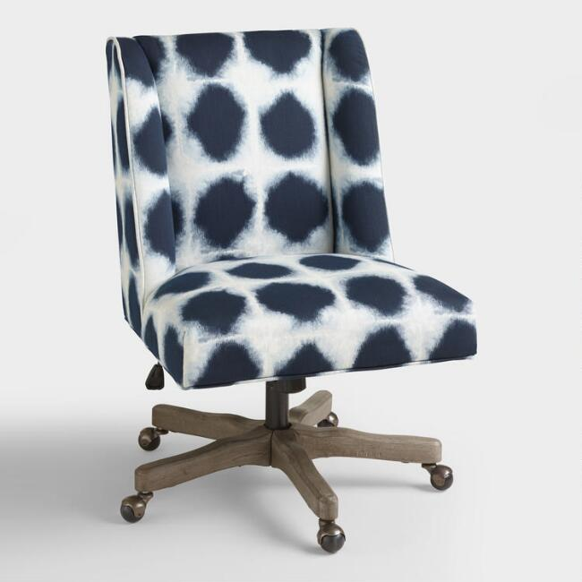 Indigo Ava Upholstered Office Chair