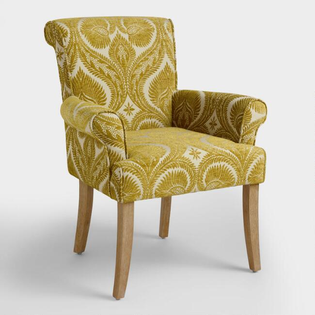 Burma Nugget Londra Upholstered Chair