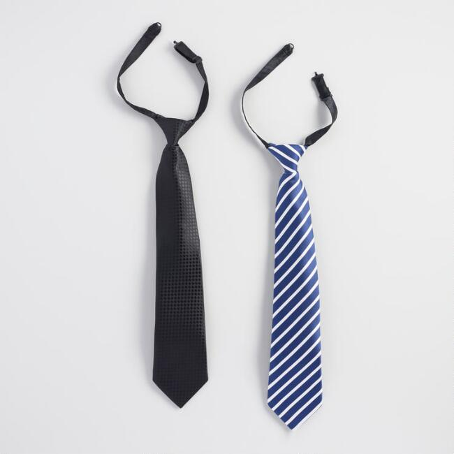 Tie Flask Set of 2