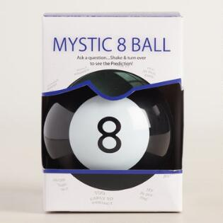White elephant gifts gag gifts and funny gift ideas world market magic 8 ball solutioingenieria Gallery
