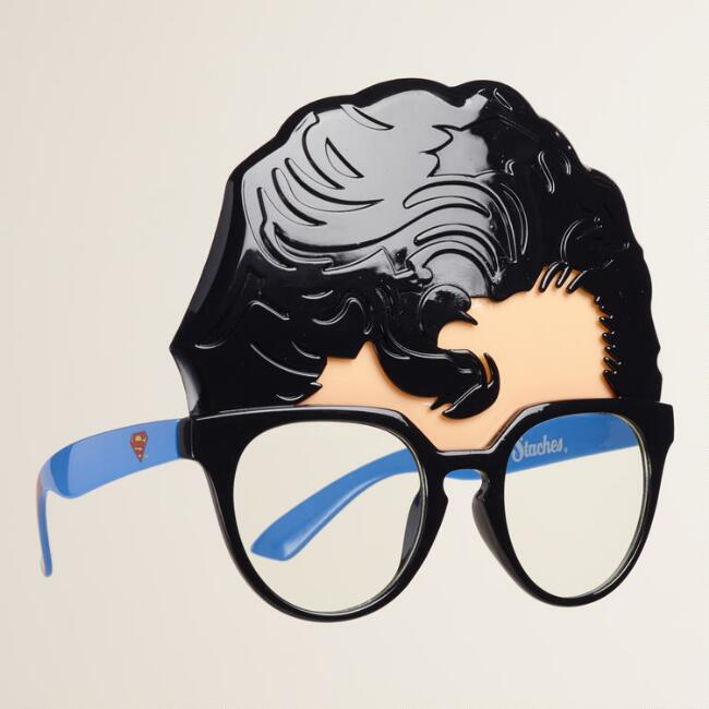Superman Sun-Stache Sunglasses