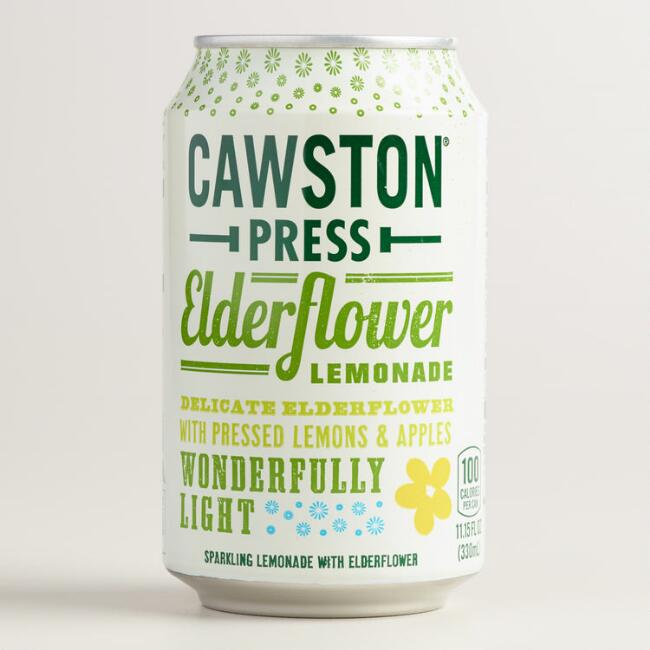 Cawston Press Elderflower Sparkling Juice