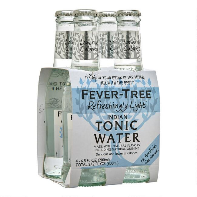 Fever Tree Light Tonic Water 4 Pack