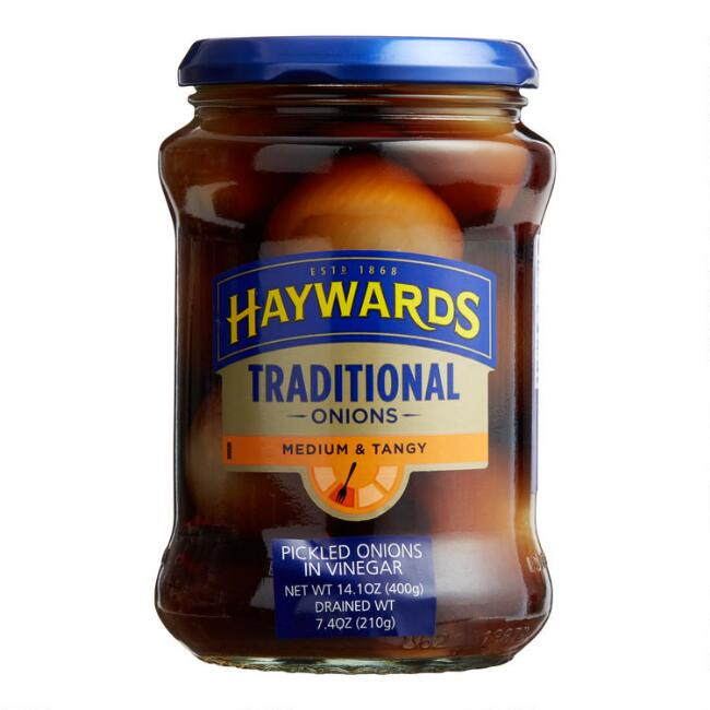 Haywards Medium and Tangy Traditional Onions