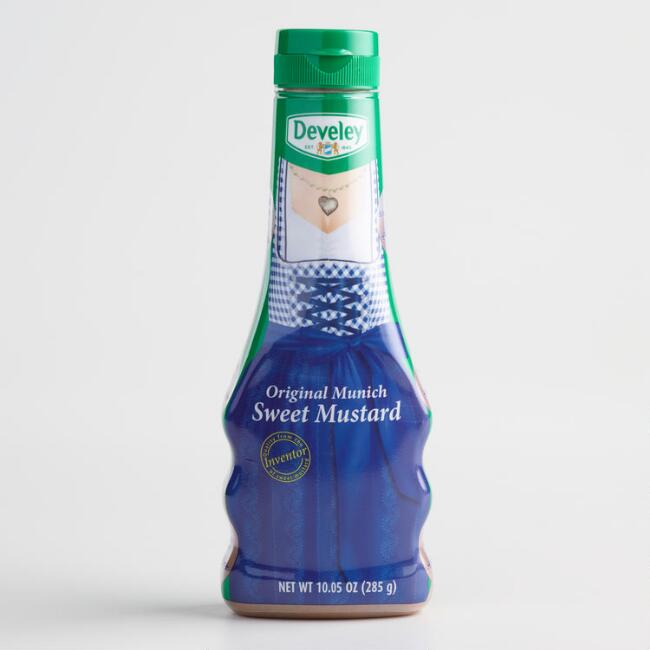 Develey Original Sweet Mustard