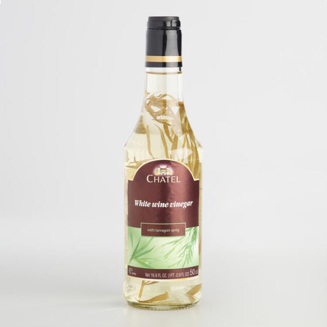 Chatel White Wine Vinegar with Tarragon