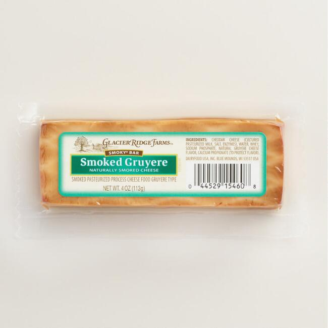 Glacier Ridge Farms Smoked Gruyere Cheese