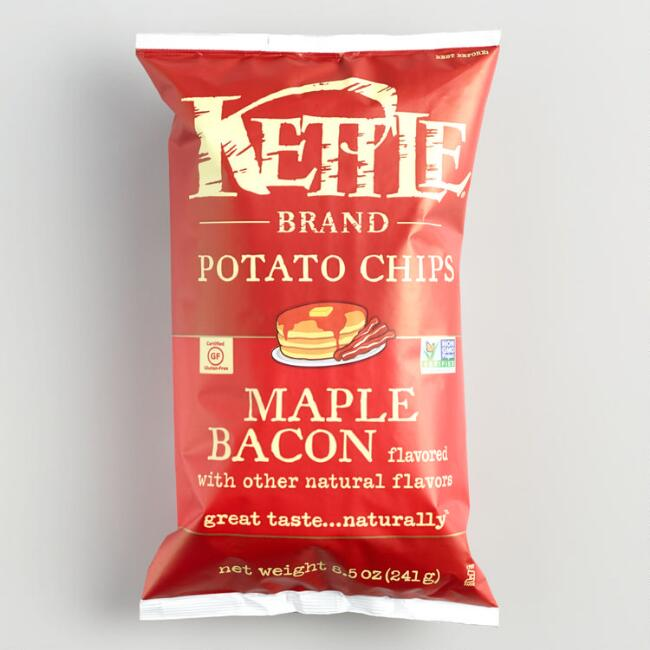 Kettle Brand Maple Bacon Potato Chips