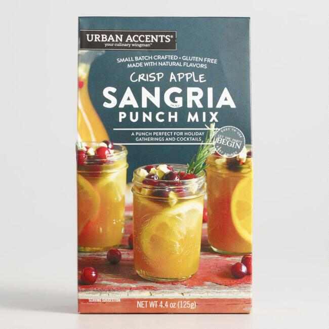 Urban Accents Mulling Sangria Punch Mix