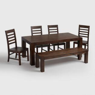 donnovan dining collection - Dining Room Furniture Chairs
