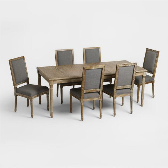 Wood Paige Dining Collection