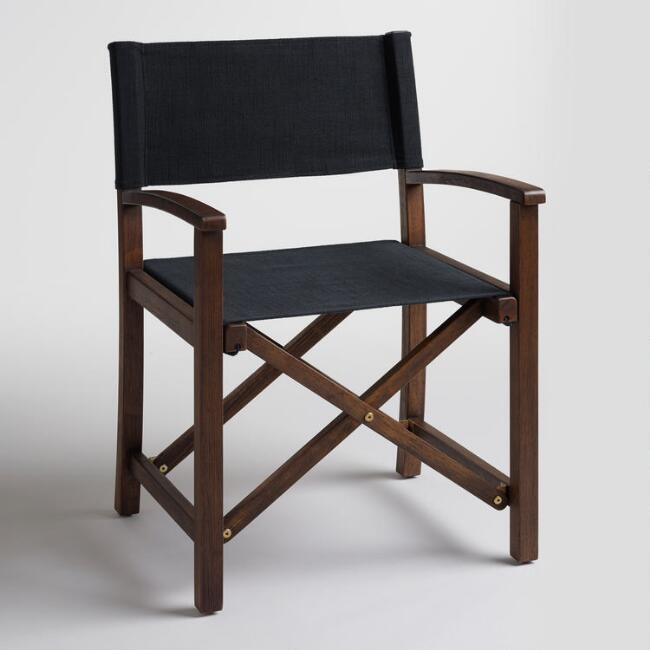Indigo Ryker Director Chair Canvas Cover