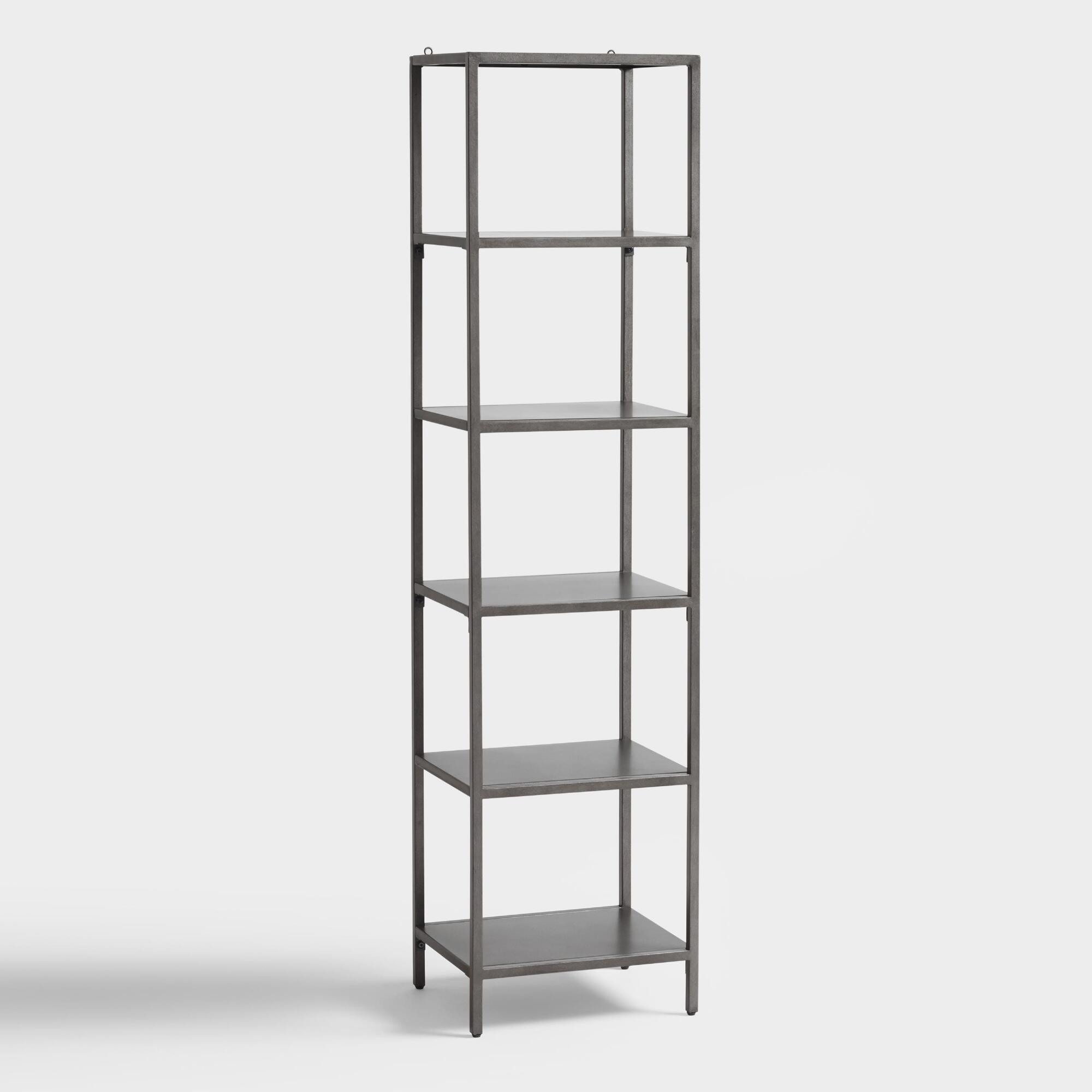 concepts tier bookcase wyoming bookcases convenience pin tower