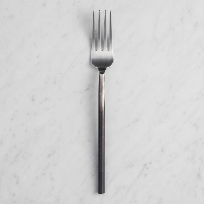 Ombre Dinner Forks Set of 4